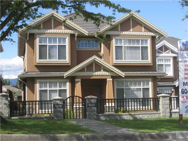 Burnaby detached homes