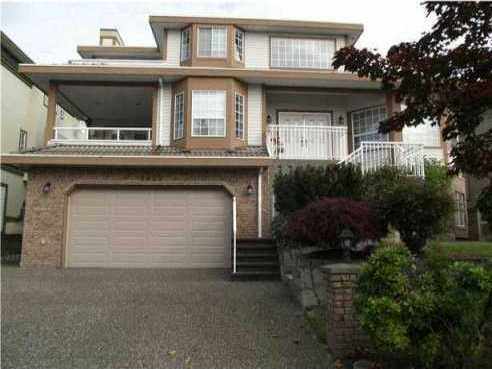Coquitlam detached home