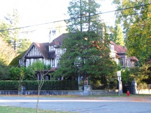 Vancouver West Heritage Mansion