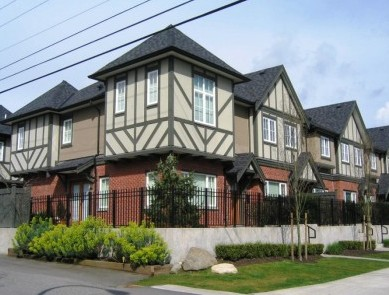 Vancouver West townhouses