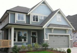 Langley house