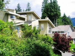 North Vancouver real estate homes