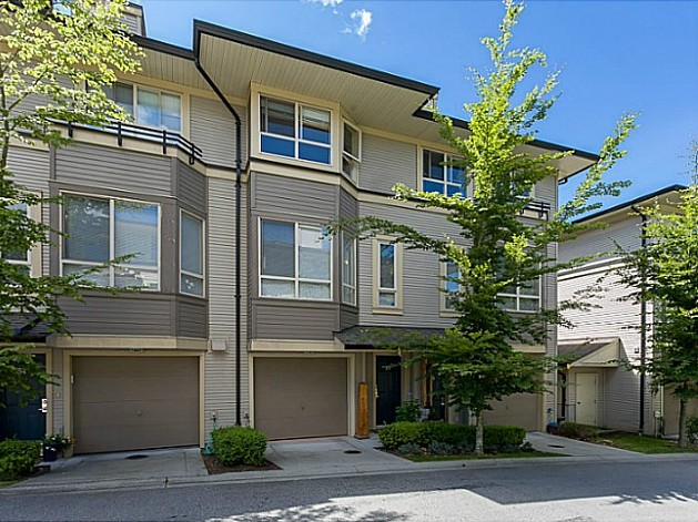 Port Moody townhouse