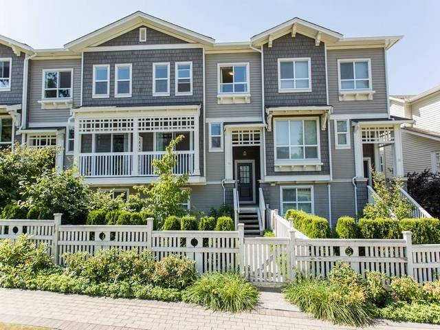 North Delta townhouse