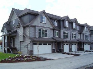 Chilliwack townhouses