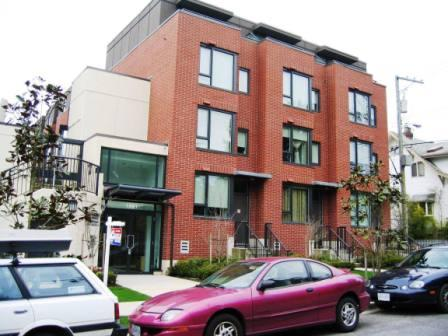 Vancouver West Townhouse