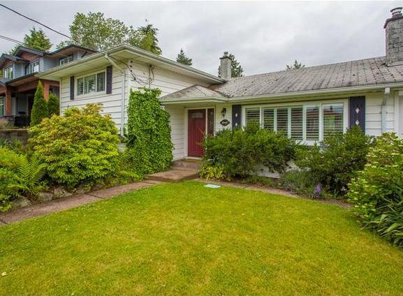 Burnaby detached house