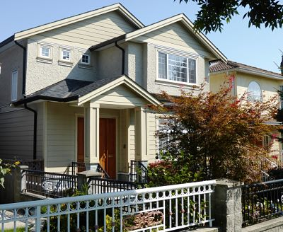East Vancouver detached home