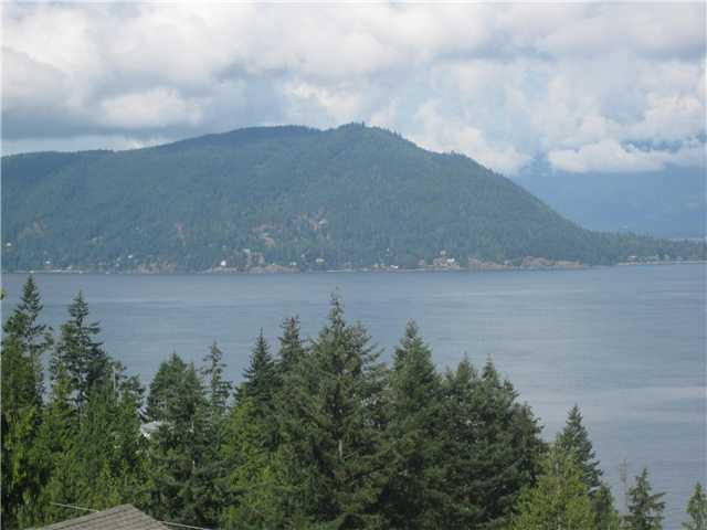 West Vancouver real estate water views
